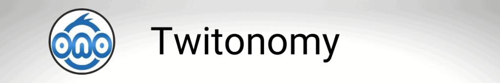 Twitonomy - Twitter analytics